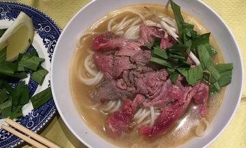 Menu image, Vietnamese Feast