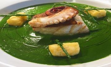 Menu image, Fish and sea food lovers