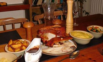 Menu image, Hearty Roast Dinner