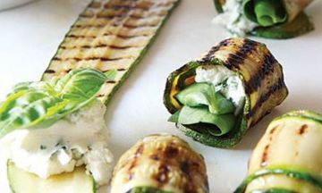 Menu image, Vegeterian Menù