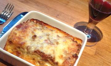 Menu image, Mamma Lucia's Italian Feast