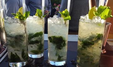 Menu image, Fresh & Delicious Cocktails - All inclusive 4 hours unlimited cocktails