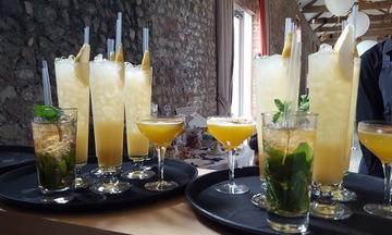 Menu image, Pre-dinner bar service- All Inclusive 2 hours service
