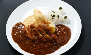Menu image, Chicken Katsu Curry