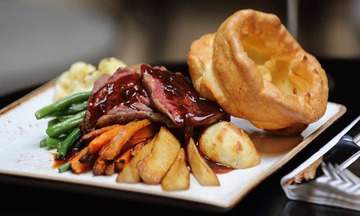 Menu image, Traditional English Sunday Lunch
