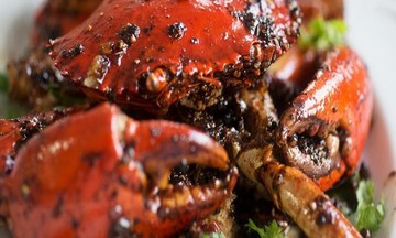 Menu image, Malaysia truly Asia cuisine