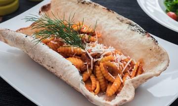 Menu image, Sardinian menu