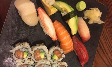 Menu image, Classic Sushi Dinner