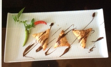 Menu image, Vegetarian Multi-Cuisine: 5 Course Menu
