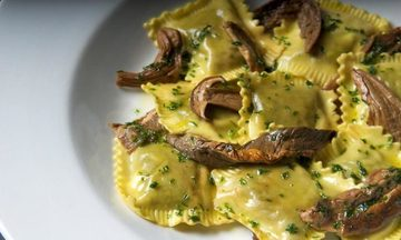 Menu image, Italian Cuisine Menu