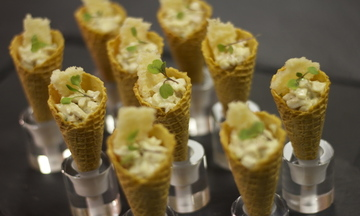 Menu image, Canapés for all Occasions