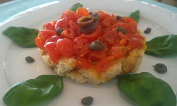 Menu image, Puglia Fine Dining