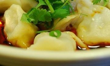 Menu image, Sichuan Delight