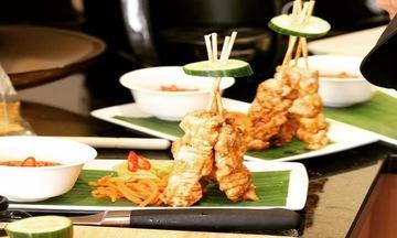 Menu image, Asian Feast