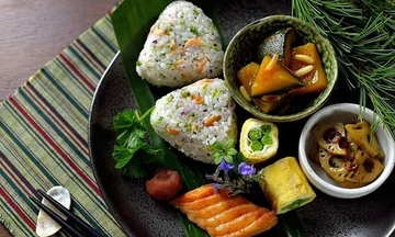 Menu image, Japanese Comfort Food