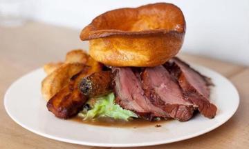 Menu image, Sunday Roast / Roast Dinner
