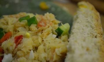 Menu image, Calypso Creole Cuisine