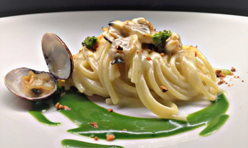 Menu image, Interesting Italian - 5 Course Meal