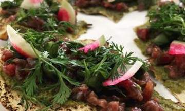 Menu image, Mexican feast