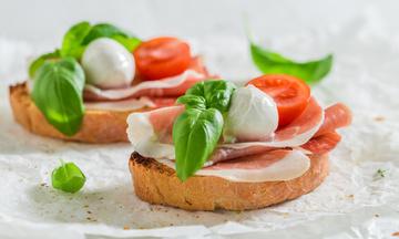 Menu image, Italian Flavours